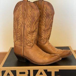 Ariat Western Cowboy Boots Women's Size 7